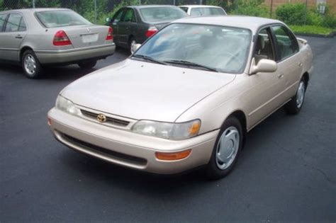 purchase   toyota corolla dx   reinhold dr