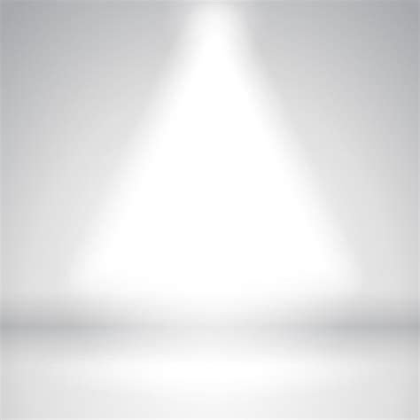 white studio spot light in studio background vector free