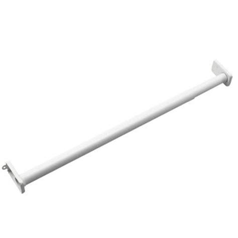 richelieu hardware 48 in adjustable closet rod 3048fewv