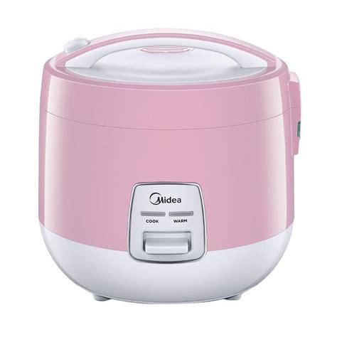 Rice Cooker Sedang jual midea mrm 5001 rice cooker pink 1 8 l