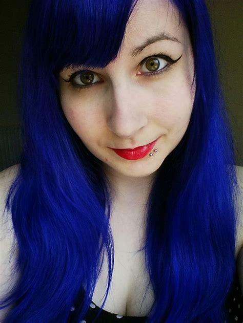 blue manic panic hair dye 31 best manic panic blue moon images on
