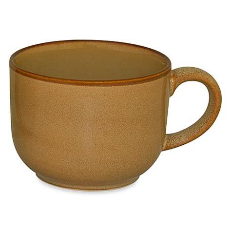 Jumbo Mug buy sango roma caramel 18 ounce jumbo mug from bed bath