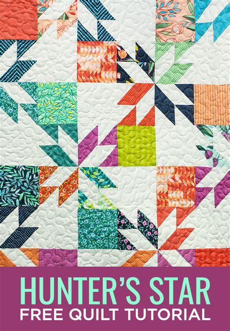 Missouri Patchwork Tutorials - new friday tutorial the hunter s quilt the cutting
