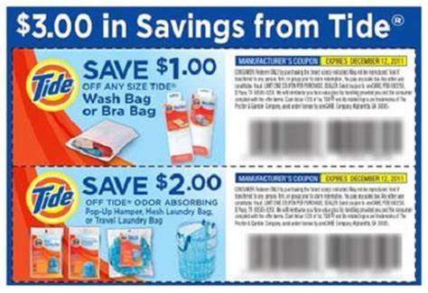 printable tide detergent coupons laundry detergent coupons