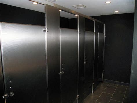 stainless steel bathroom partitions mavi new york floor mounted headrail braced embossed