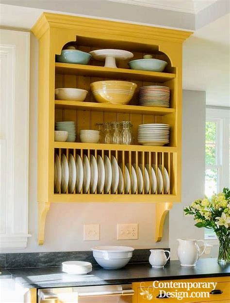 Plate Racks For Kitchen Cupboards by Kitchens With Plate Racks