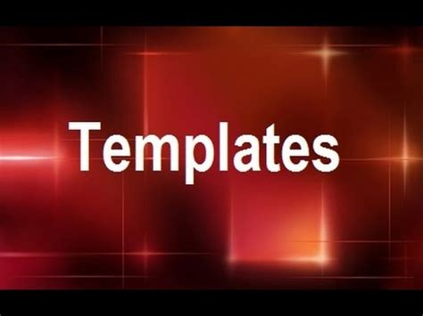 microstrategy templates online training video by