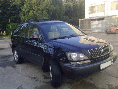 1999 lexus rx300 price 1999 lexus rx300 for sale 2995cc gasoline automatic