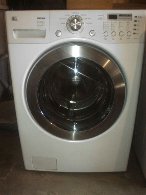 lg tromm washer reviews front load washer lg tromm front load washer and dryer