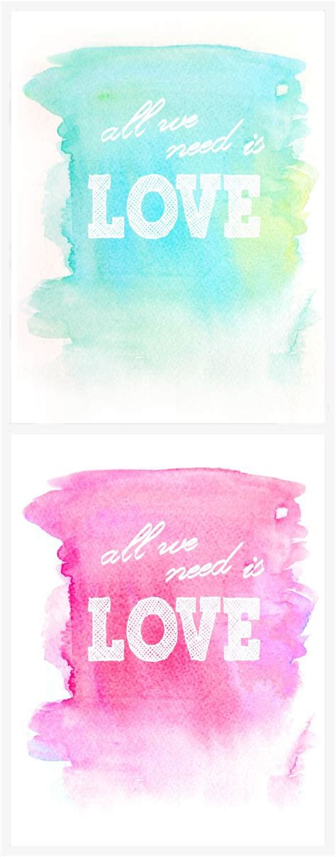 free love printables we lived happily ever afterwe lived quot timelessly trendy quot free watercolor printables we lived