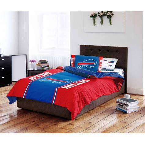 buffalo bills comforter nfl buffalo bills bedding set walmart com