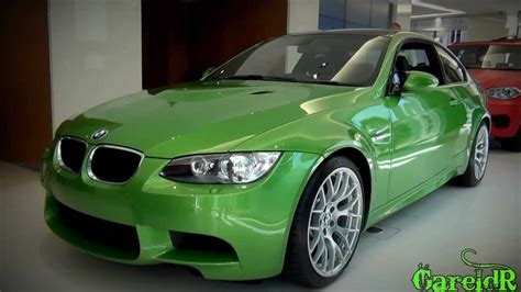 light green bmw light green bmw m3 e92 shots in london youtube