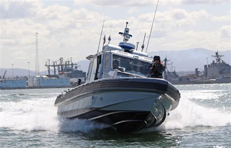 metal shark coastal patrol boats 32 defiant metal shark