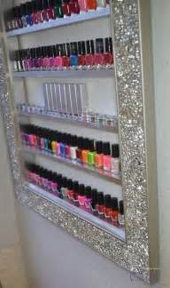25 best ideas about nail racks on