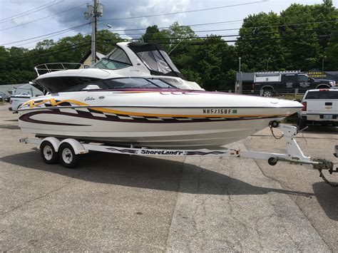 glastron boats used 2001 used glastron 23 carlson 12546 high performance boat