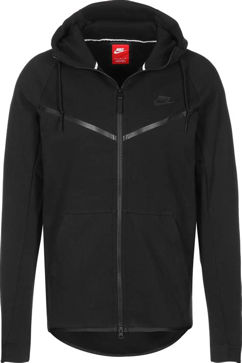 Nike Tech Fleece windbreaker black