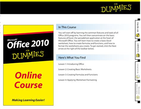 microsoft excel 2010 basic formatting in urdu lecture 3 excel 2010 basics for dummies training course by wiley