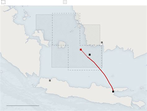 airasia lost and found where airasia flight 8501 was lost and debris found the