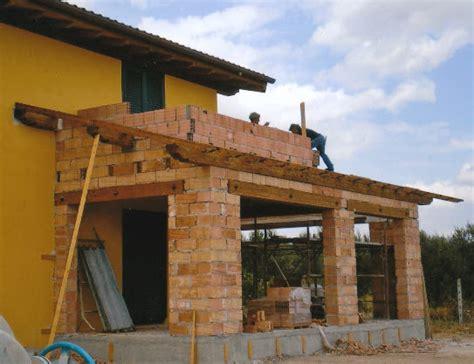 verande rustiche tetti in legno a roma