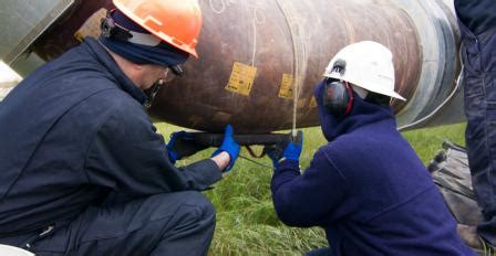 Plumbing Pipe Inspection by Pipe Inspection And Gas Radiographic Testing