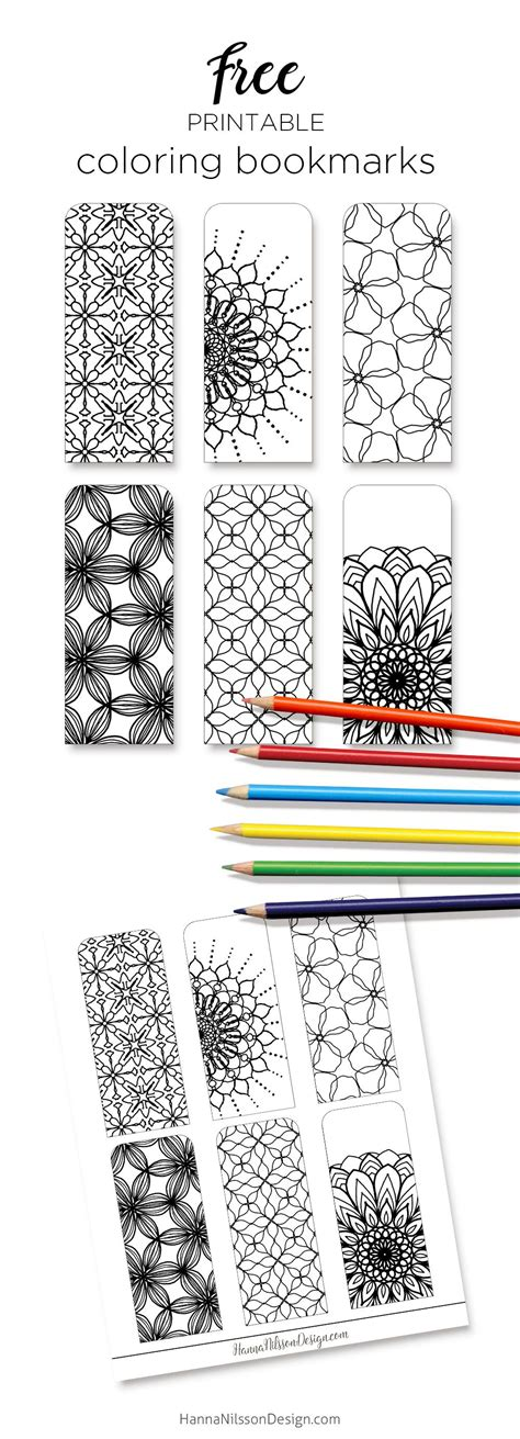printable color your own bookmarks color your own bookmarks free printable bookmarks for