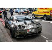 Nissan GT R Liberty Walk Widebody  2 May 2017 Autogespot