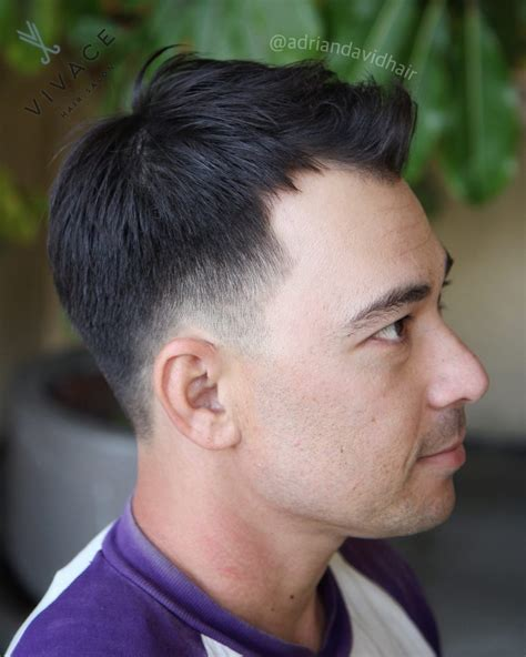 fun texture men s haircut amp style by adrian at vivace
