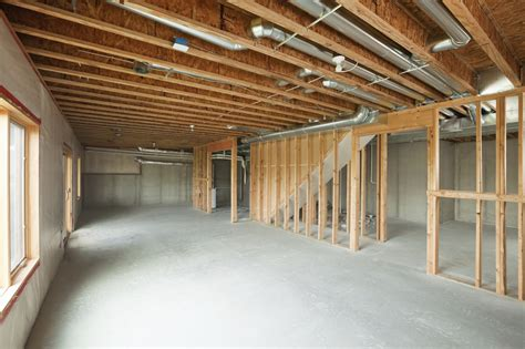 finishing your basement why you should contact the
