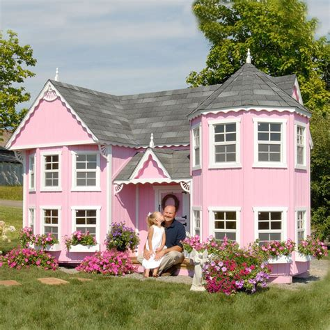 Children S Cottage by Home Sweet Home Coolest Playhouses