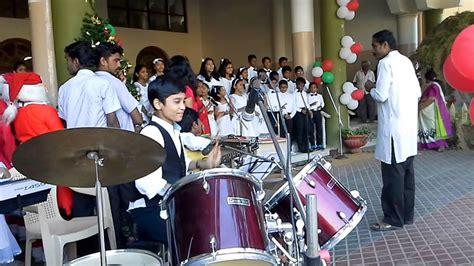 chettinad vidyashram xmas celebration  youtube