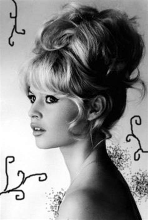60s updo hairstyles