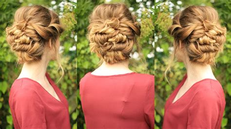 Wedding Hairstyles Soft Updo by Soft Updo Hairstyle Bridal Bridesmaid Updo