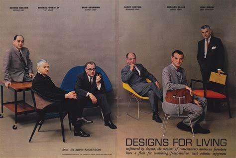 What Is Mid Century Modern Inherited Values Mid Century Modern Furniture Designers