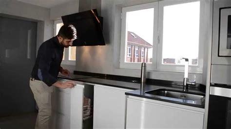cocina unero blanco cocinas cjr youtube