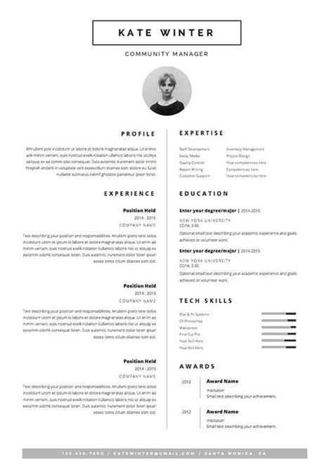 layout editor resume best 25 fashion resume ideas only on pinterest