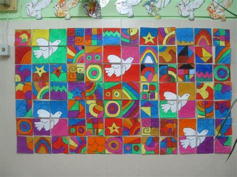 como trabajar en comedores escolares murales d a de la paz 12 imagenes educativas trabajar en