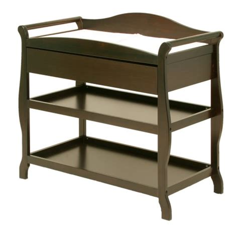 Inexpensive Changing Tables Black Friday Stork Craft Aspen Changing Table With Drawer Espresso Cheap Best Deals
