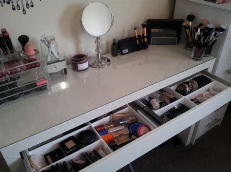 makeup organizer ikea ikea makeup organizer ikea makeup storage table with