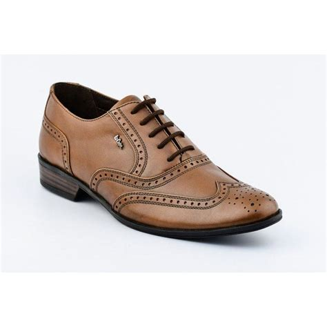 cooper leather formal shoes