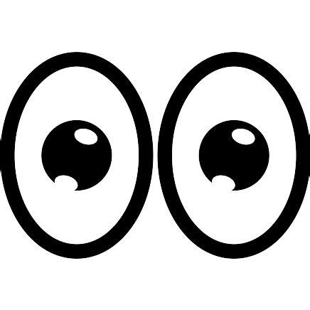 imagenes ojos alegres ojos felices de dibujos animados iconos gratis de gestos