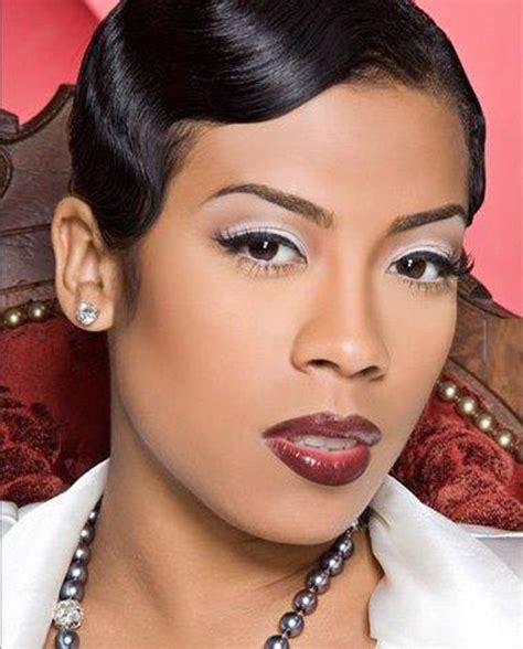 25 Fabulous Keyshia Cole Short Hairstyles   Cool & Trendy