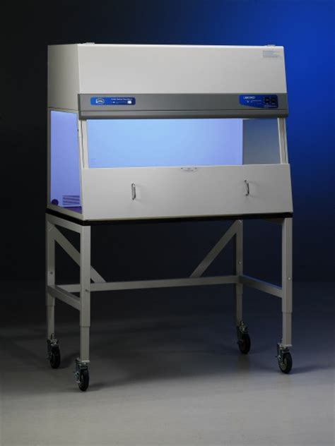 clean air bench purifier filtered pcr enclosures labconco