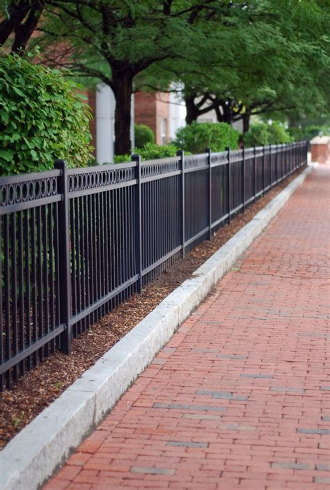 front yard iron fence 25 best ideas about iron fences on wrought