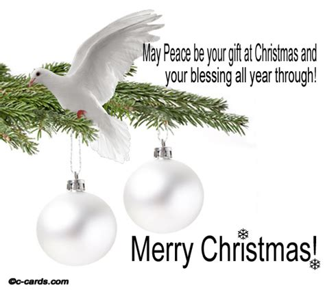 peace  spirit  christmas ecards greeting cards