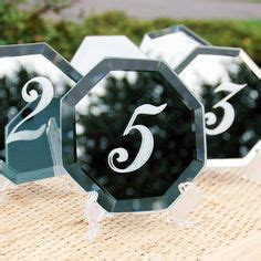 Jam Dinding Acrylic Mirror Big Number 1000 images about table number ideas on table numbers numbers and table number holders
