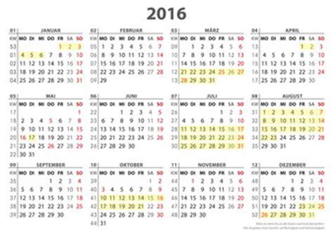 Kalender 2016 Kalenderwochen Bilder Und Suchen Kalenderwochen