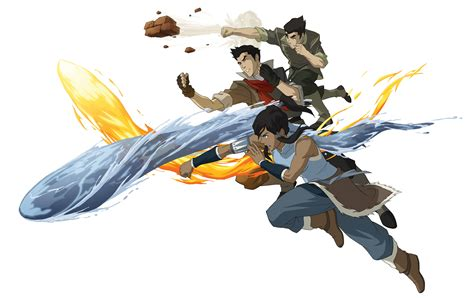 legend of korra the legend of korra creators star talk about show s eastern morality hero complex movies