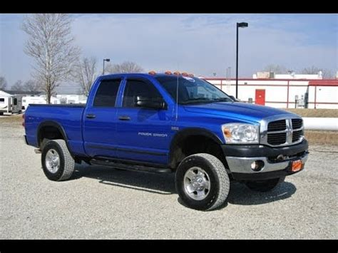 what does l out mean dodge ram 2007 dodge ram 2500 power wagon blue for sale dealer
