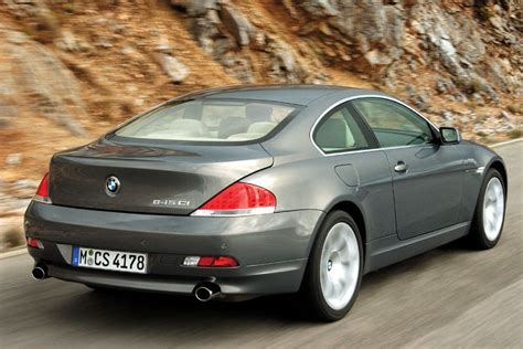 2004 bmw 645 overview cars com