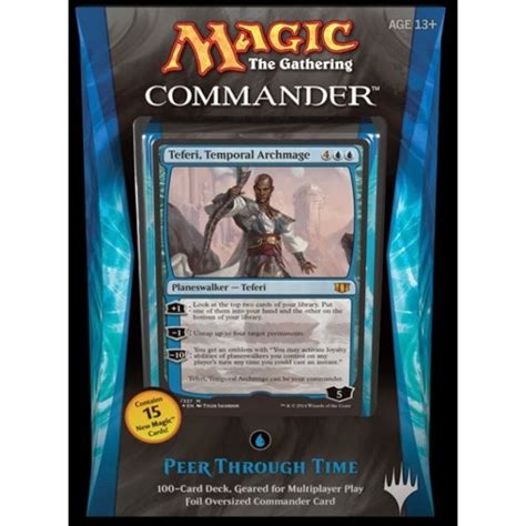 magic the gathering card decks blue commander deck autos post